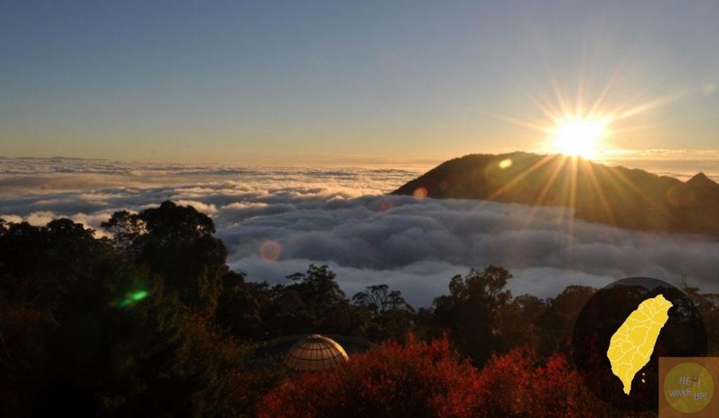 取自於旅遊資訊網-大雪山國家森林遊樂區