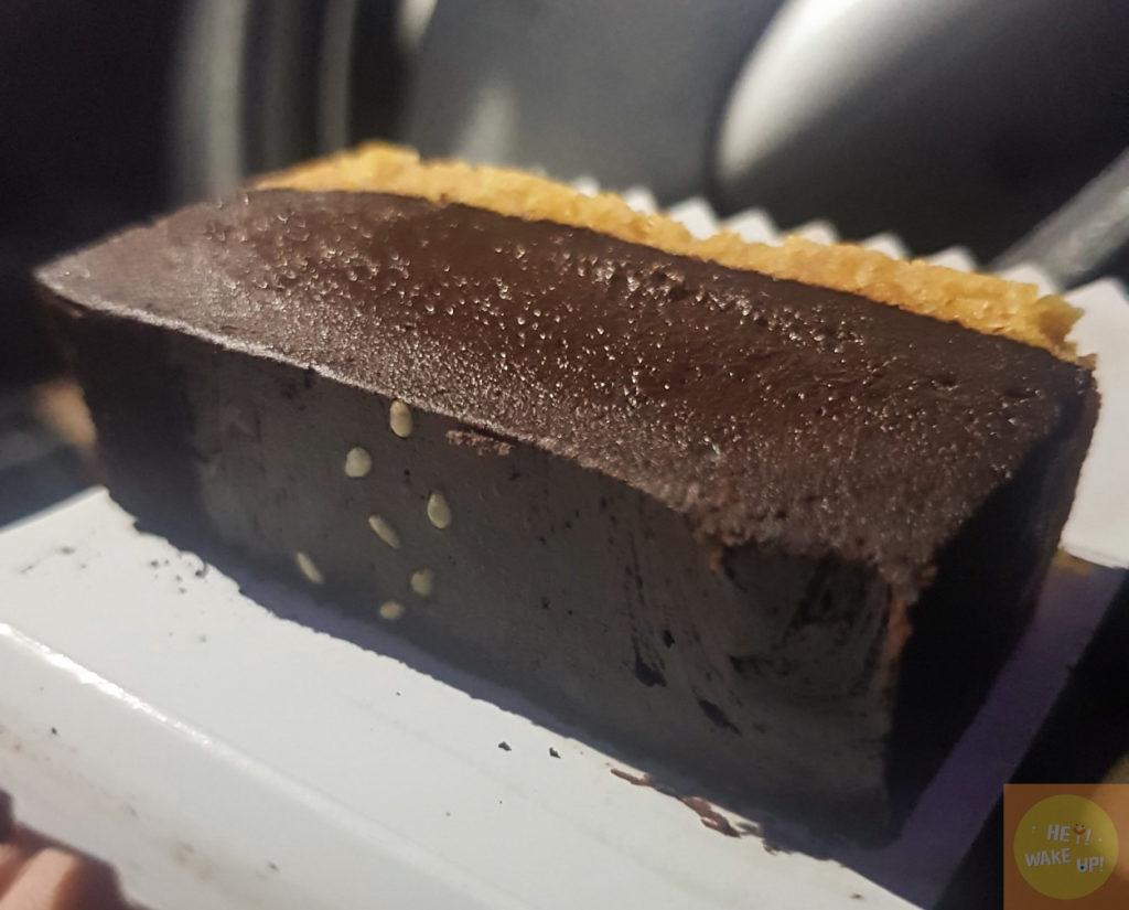 布朗尼-至尊黑巧克力