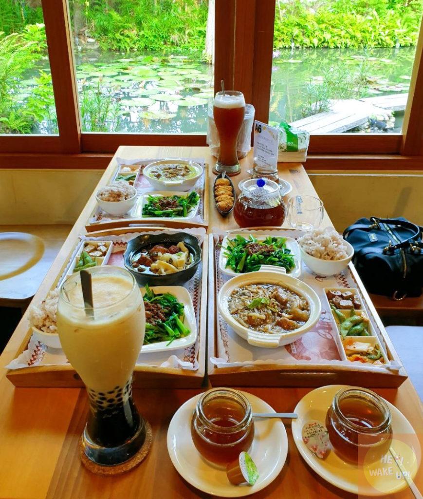 田寮農莊餐點