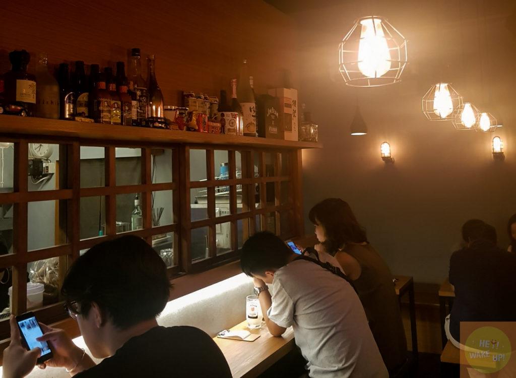 夜葉食堂環境