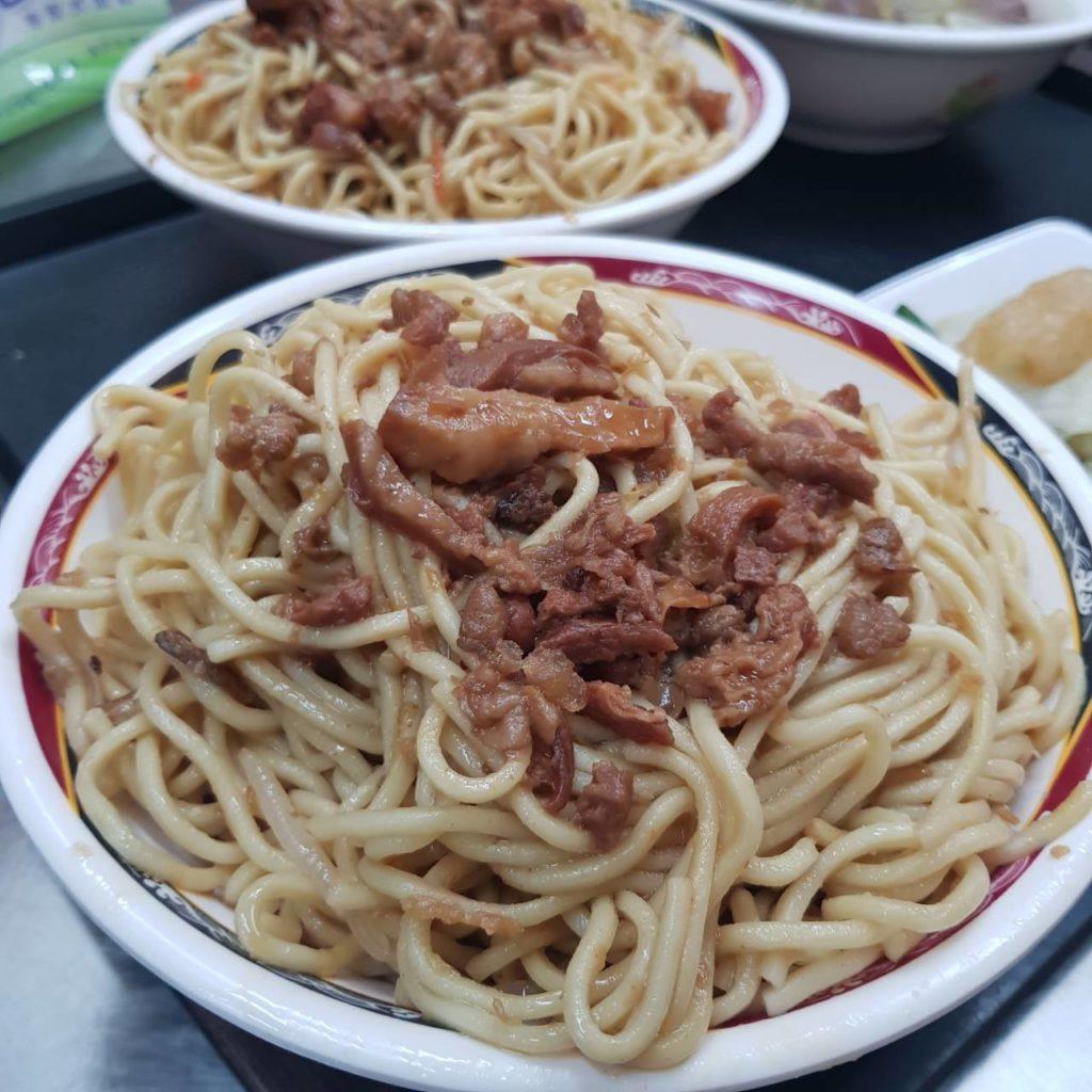 25元大炒麵