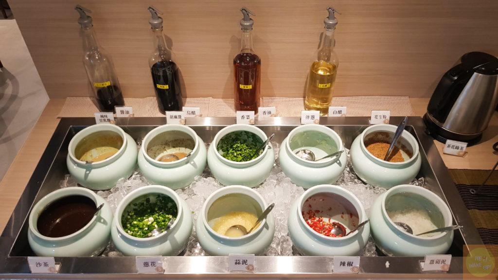 東暖閣醬料飲料吧自助式