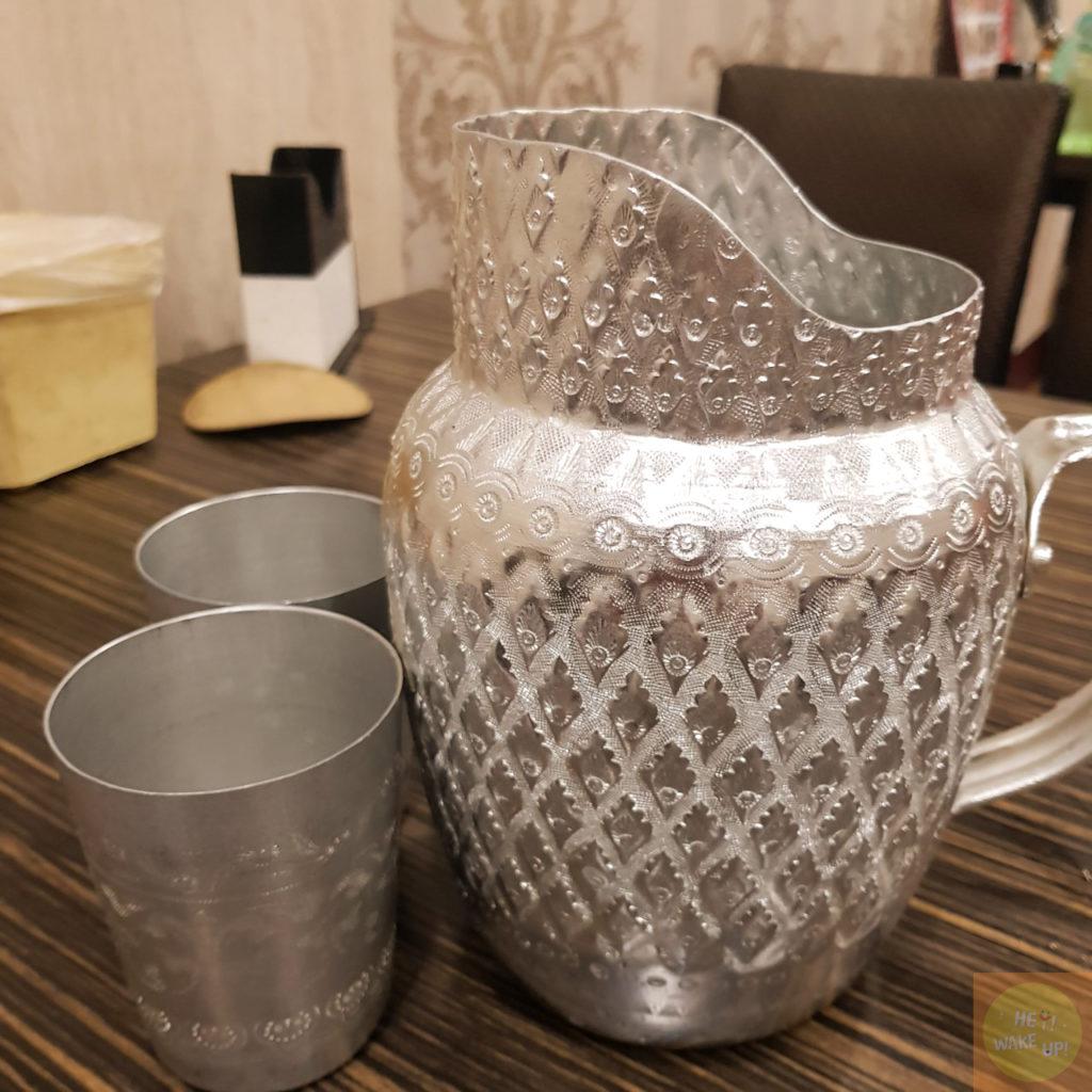 清真寺風格茶壺水杯