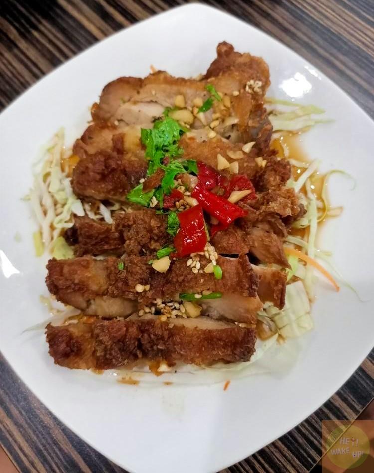 雲南椒麻雞肉