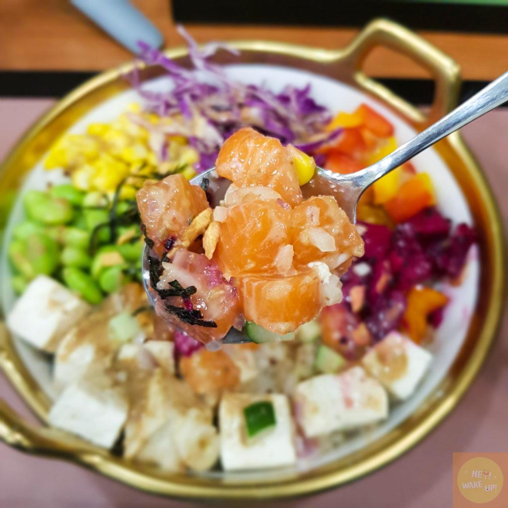 鮭魚經典餐-蛋白質(鮭魚)