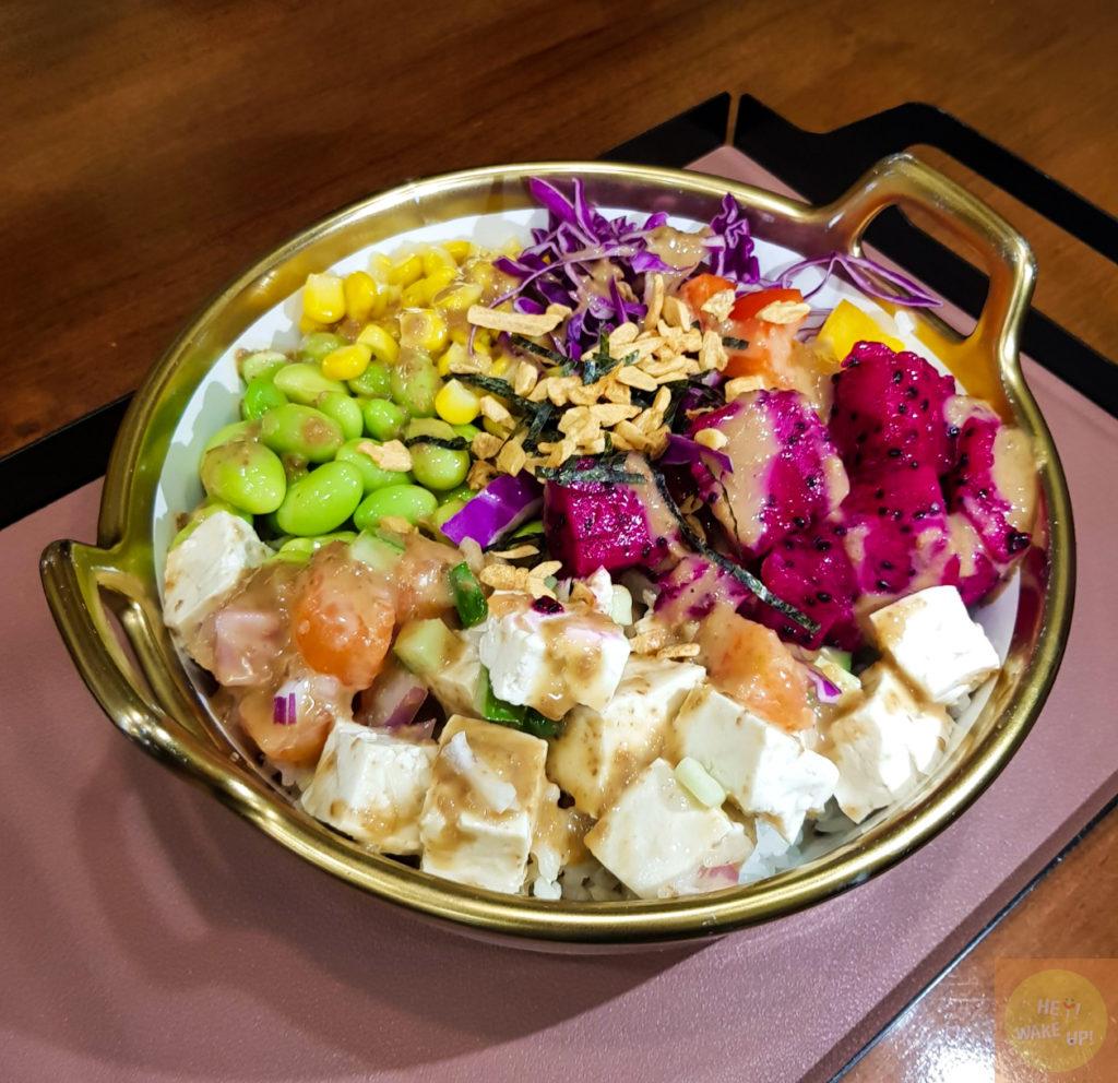 鮭魚經典餐