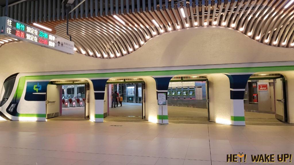 捷運高鐵台中站