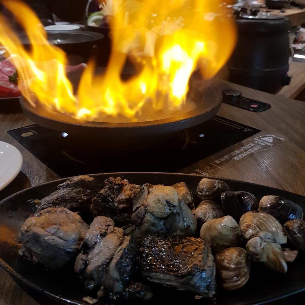 上石苑石頭火鍋