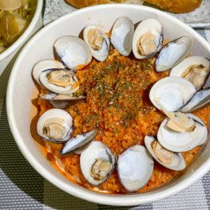 蛤蠣義大利麵/燉飯