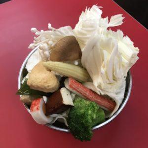 青菜精緻套餐