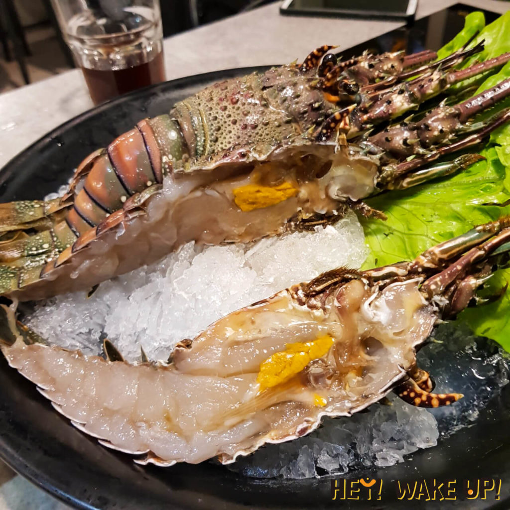 雙龍雙人套餐-龍蝦