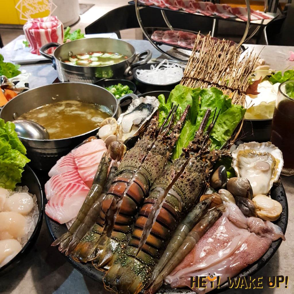 雙龍雙人套餐-海鮮