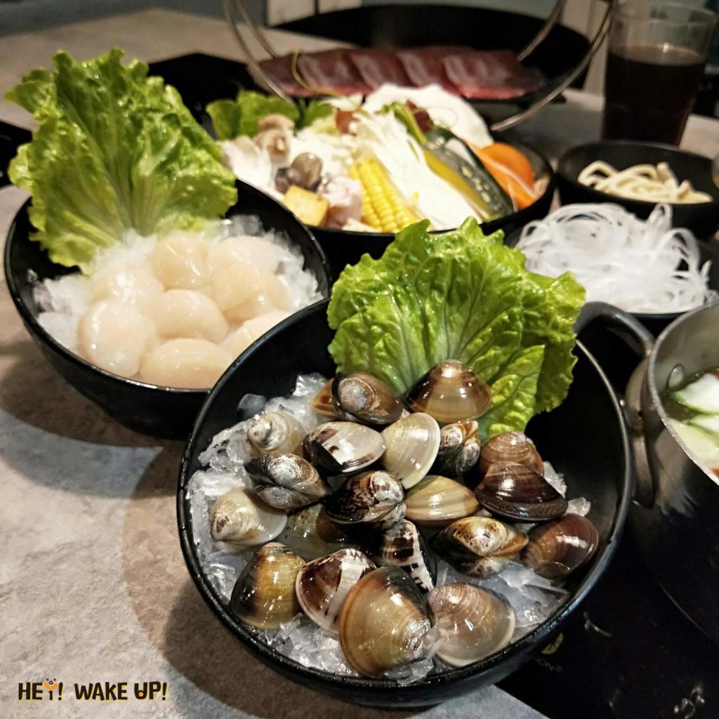宇良食健康鍋物-嚴選蛤蠣