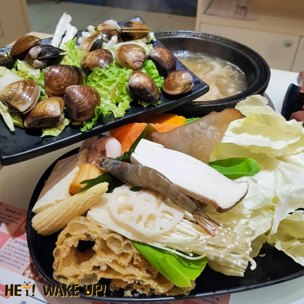 小園迷你火鍋-蛤蠣鍋