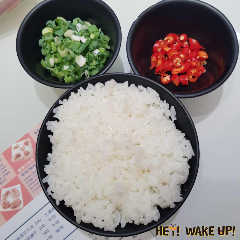 小園迷你火鍋-白飯醬料