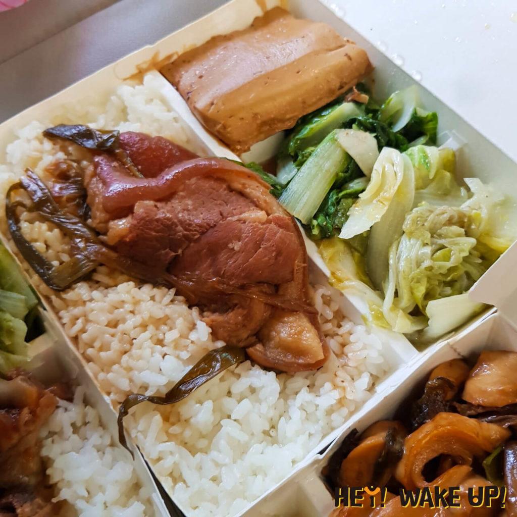 陳明統爌肉飯-爌肉飯便當