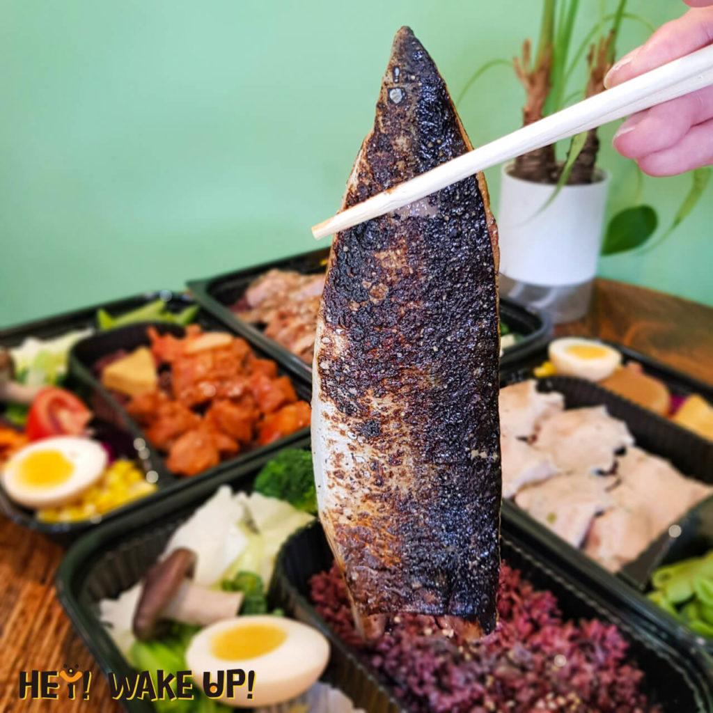 番茄紅了健康廚房-鯖魚
