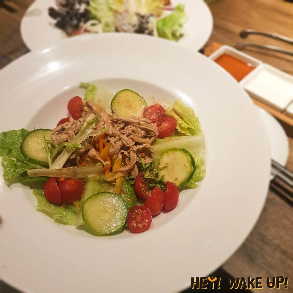 茶六燒肉堂✅主廚沙拉