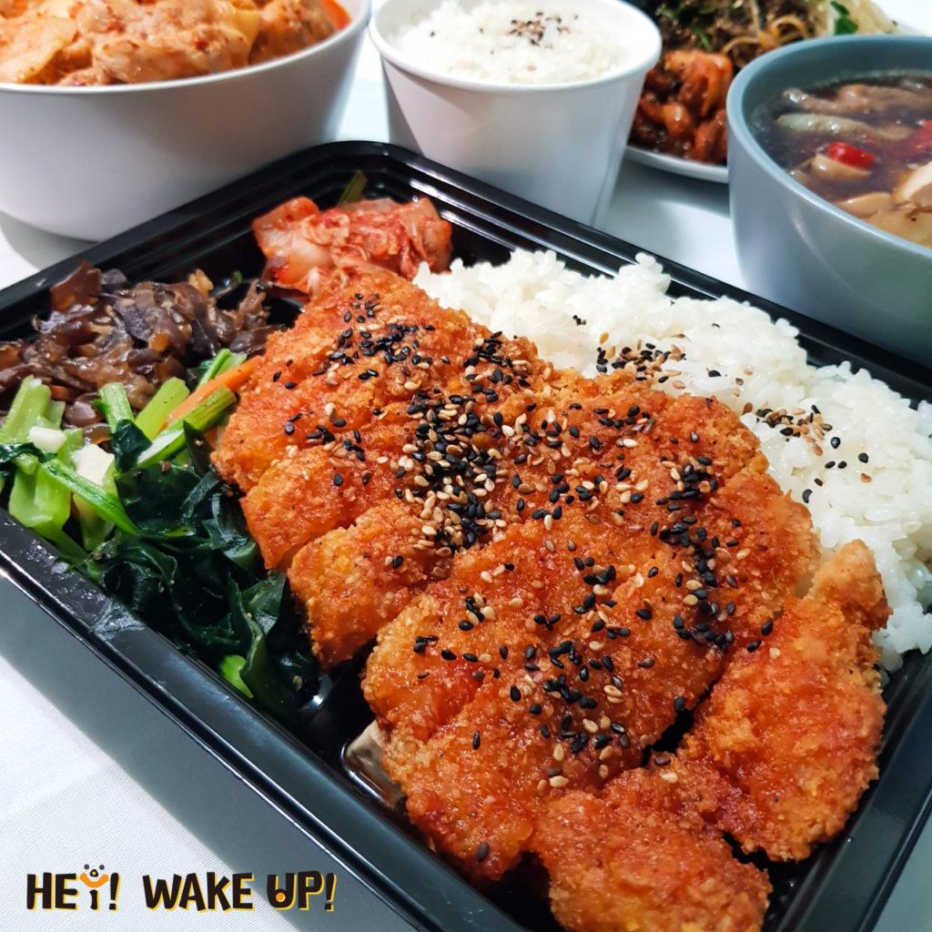 台中外帶美食優惠-KIM DADDY韓式料理
