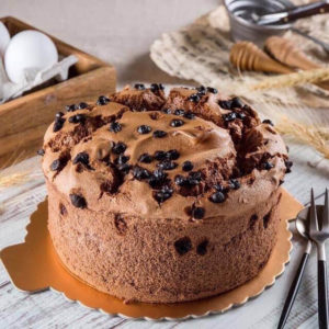 巧克力土雞蛋糕