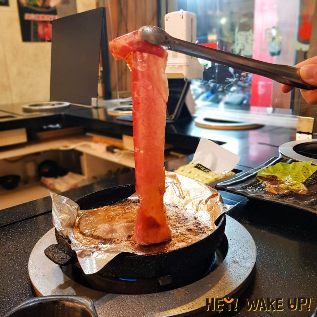 大丸靚鍋火烤兩吃