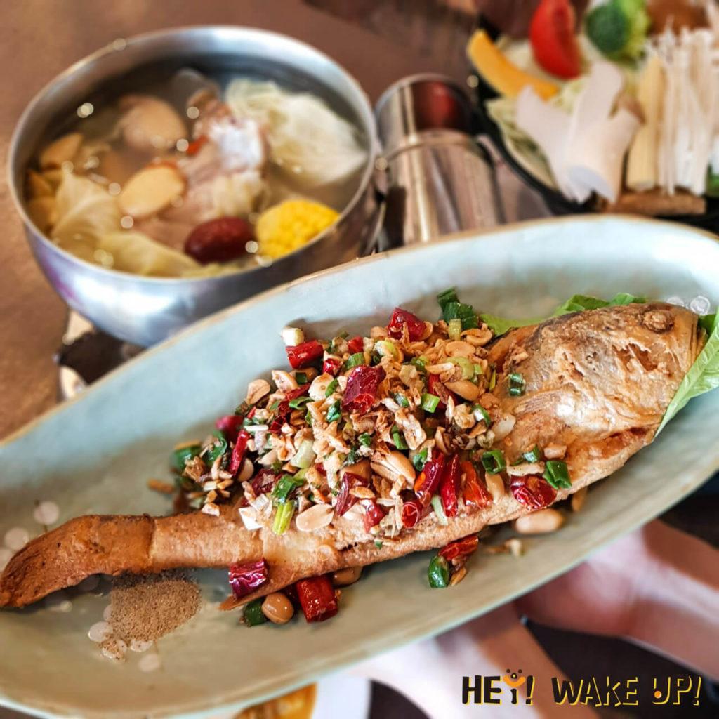 尚青椒鹽鮮黃魚(限量)