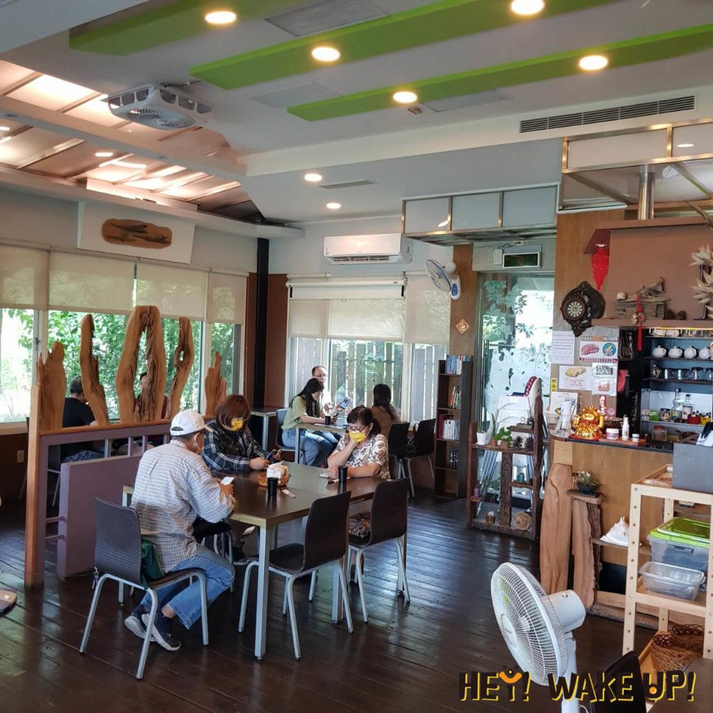 新月傳說景觀餐廳內部環境