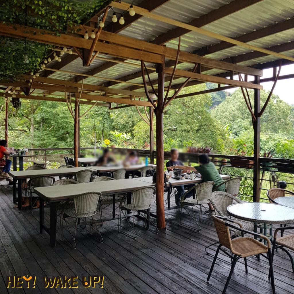 新月傳說景觀餐廳外部環境