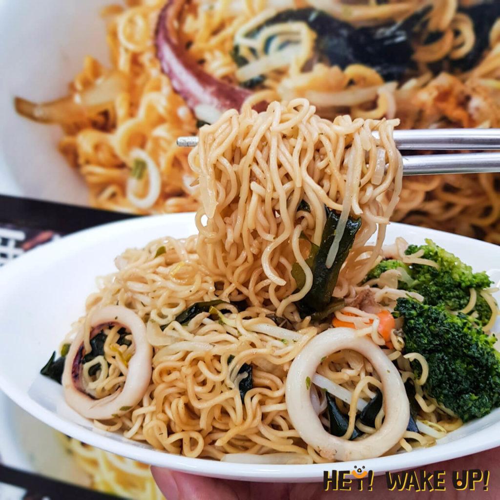 日式和風炒泡麵