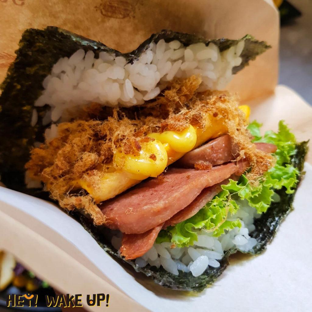 握飯丸沖繩式飯糰