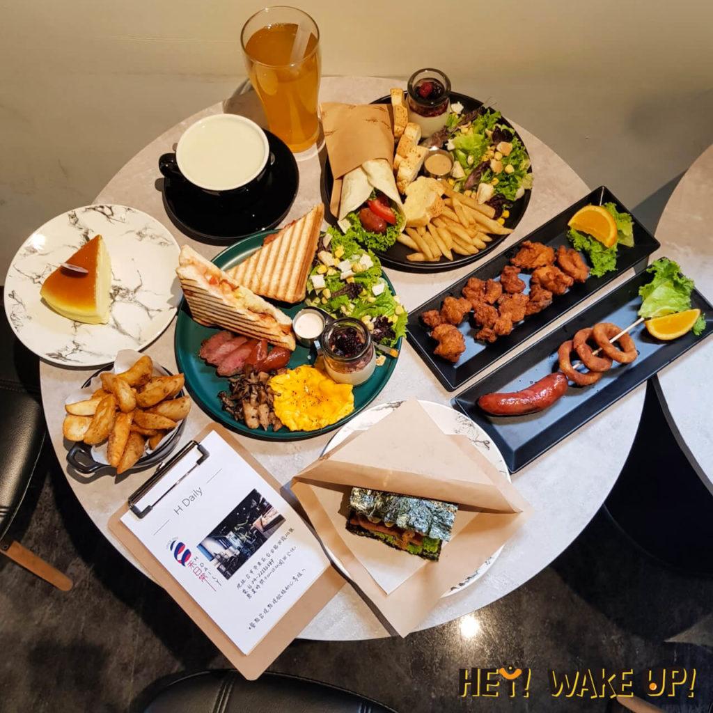 台中早午餐-禾日常·禾夜常