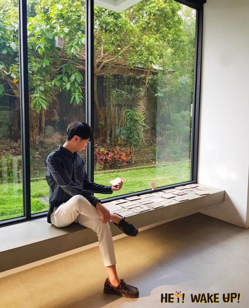 紙博館一樓室內