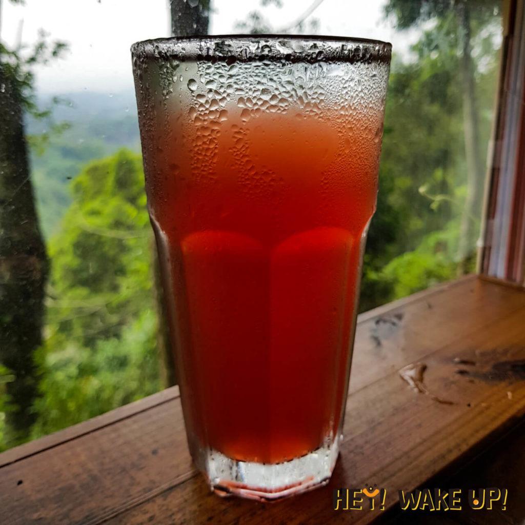 洛神花烏梅汁(杯)