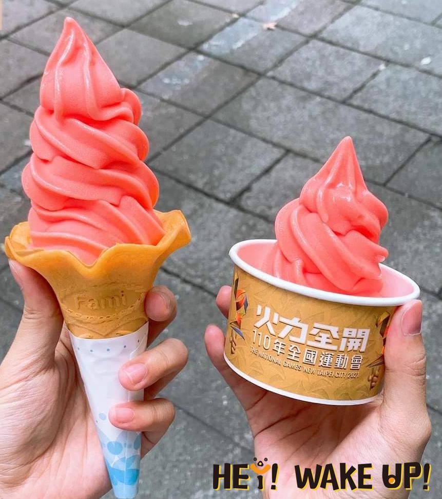 焰火西瓜霜淇淋