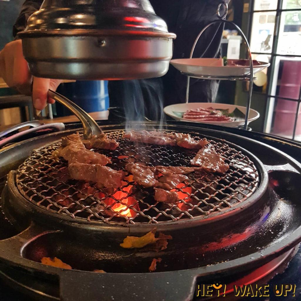一桶 tone 韓式新食