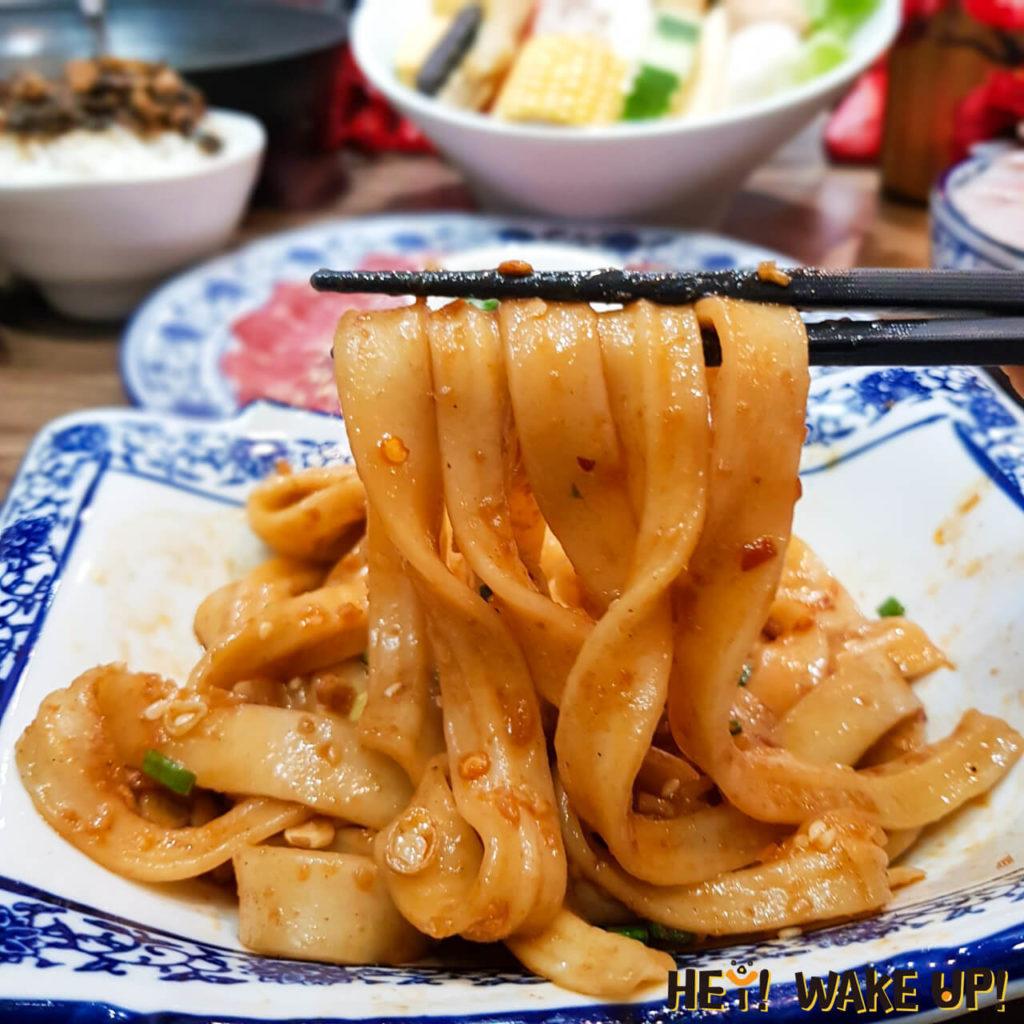 川式油潑麵