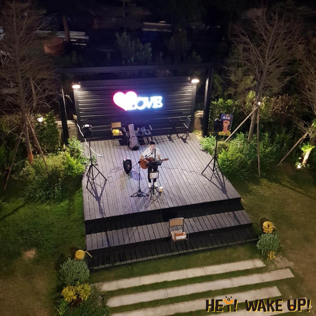 星星複合式夜景餐廳-駐唱歌手