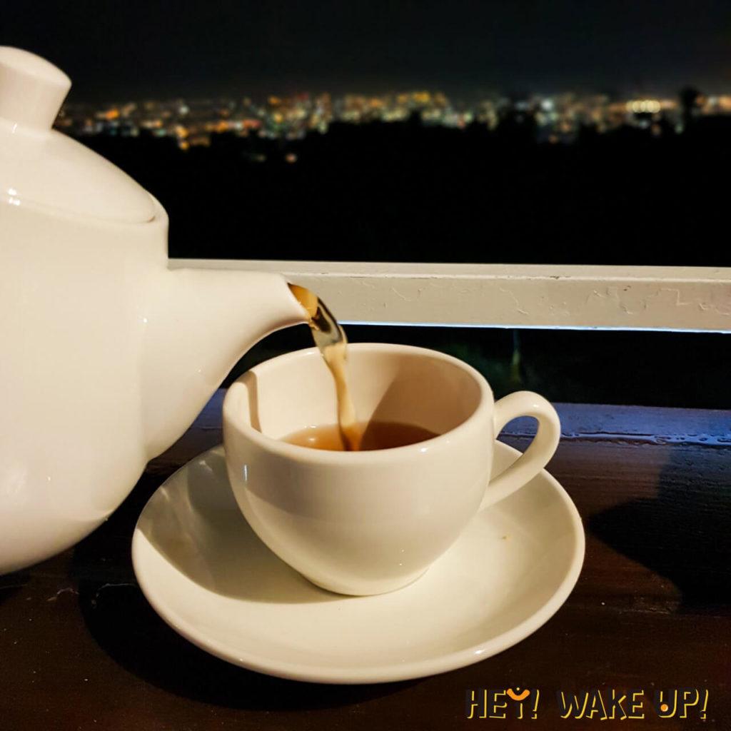 綜合莓果茶