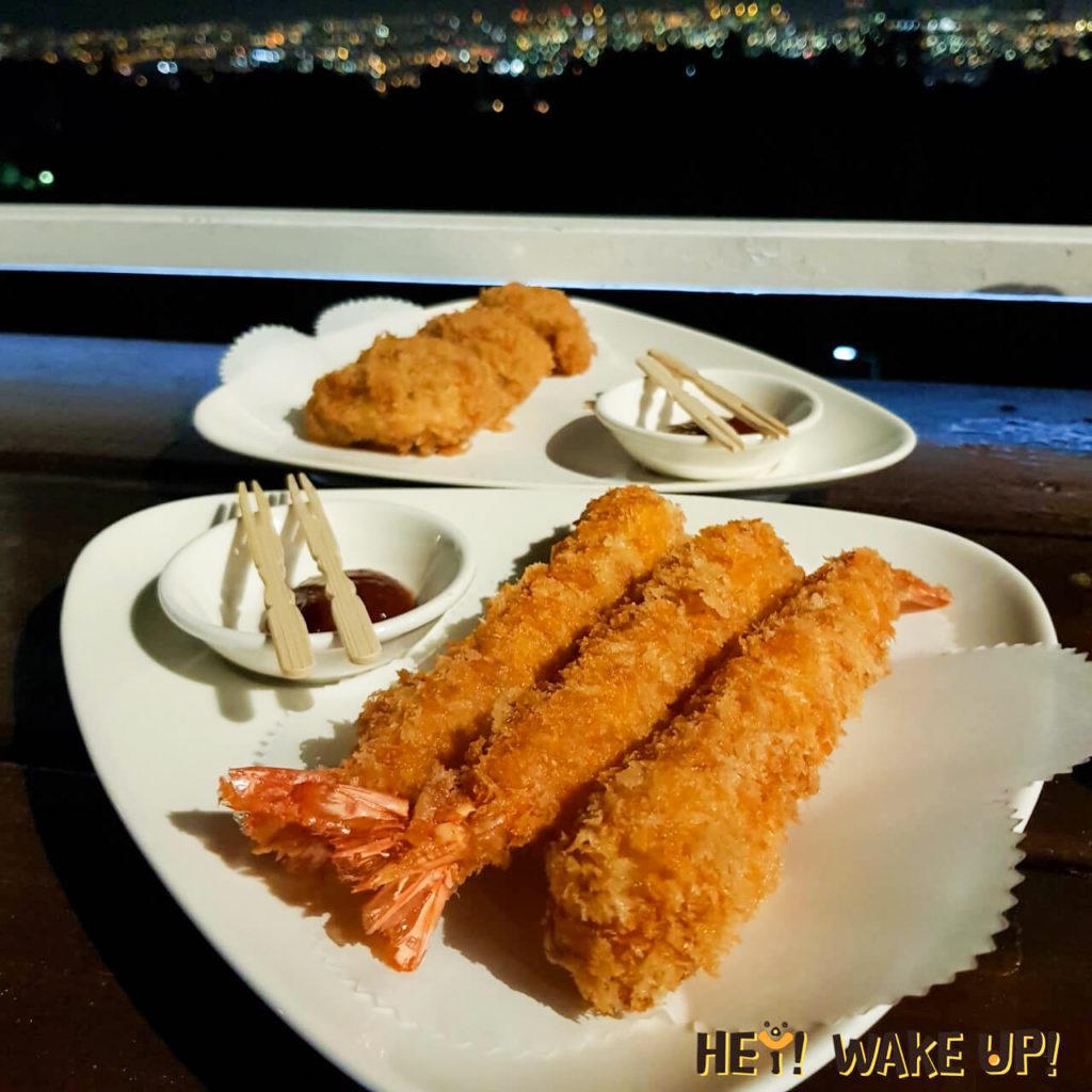 炸生蠔/天婦羅炸蝦