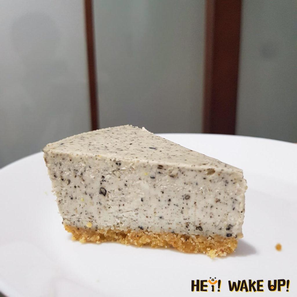 黑芝麻乳酪
