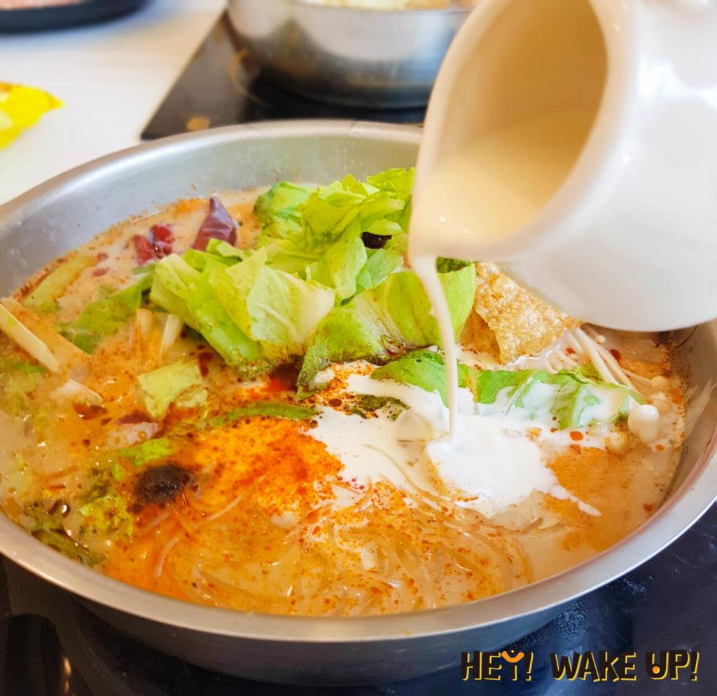 深深蔓逸品鍋物-麻奶鍋